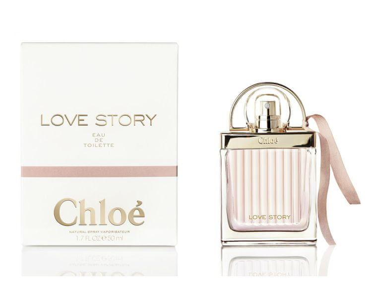 Chloé Love Story - EDT 75 ml