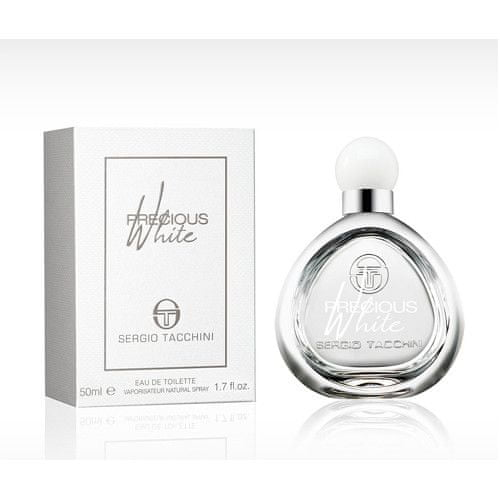 Sergio Tacchini Precious White - EDT 100 ml