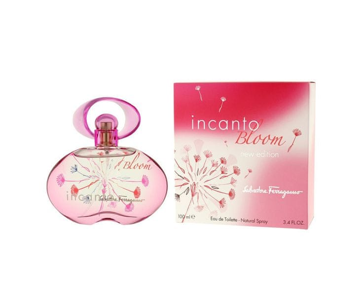 Salvatore Ferragamo Incanto Bloom New Edition - EDT 100 ml