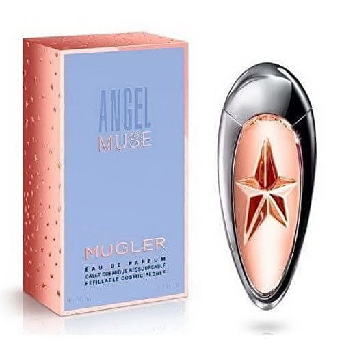 Thierry Mugler Angel Muse - EDP (plnitelná) 50 ml