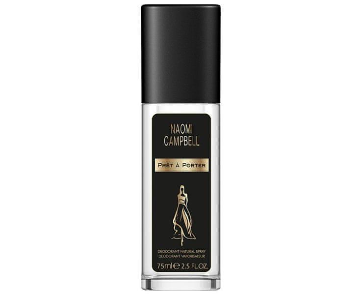 Naomi Campbell Prêt-à-Porter - deodorant s rozprašovačem 75 ml