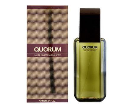 Antonio Puig Quorum - woda toaletowa 100 ml