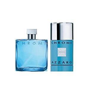 Azzaro Chrome - EDT 50 ml + tuhý deodorant 75 ml