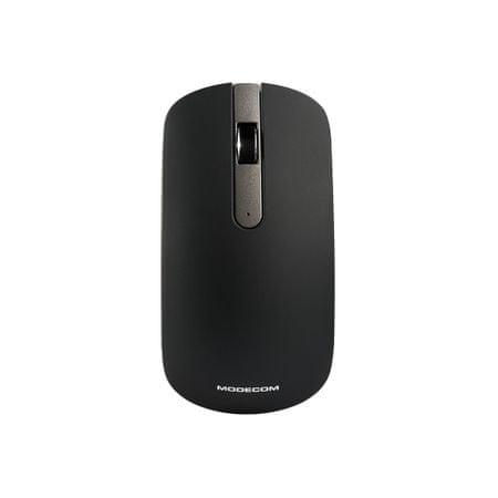 Modecom brezžična optična miška MC-WM102, črna