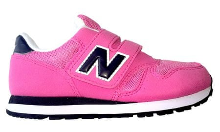 New Balance otroški čevlji KV373PVY, roza, 38.5