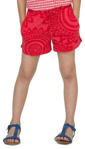 Desigual dívčí overal Ivory 116 červená