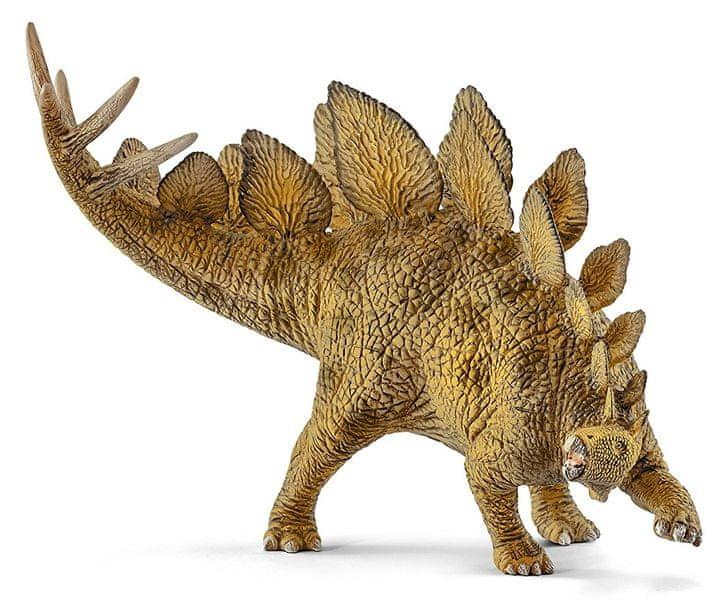 Schleich Prehistorické zvířátko - Stegosaurus 14568