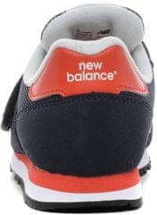New Balance otroški čevlji KV373VRY, modri