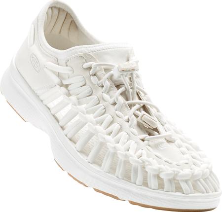 KEEN Uneek O2 Női cipő, Fehér/Arany, 40.5