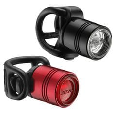 Lezyne LED Femto Drive Pair Black/Red