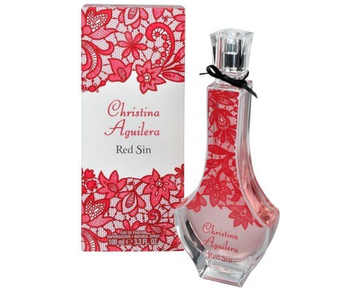 Christina Aguilera Red Sin - EDP 30 ml