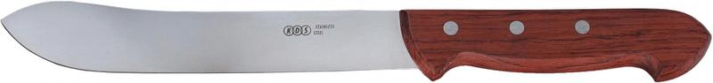 KDS Nůž řeznický 8 dřevo bubinga - špalkový