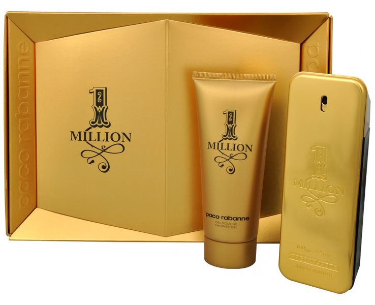 Paco Rabanne 1 Million - EDT 100 ml + sprchový gel 100 ml