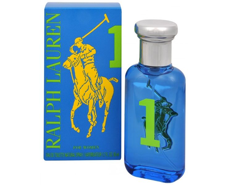 Ralph Lauren Big Pony 1 For Women - EDT 100 ml