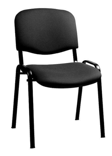 Konferenční židle Taurus TN černá
