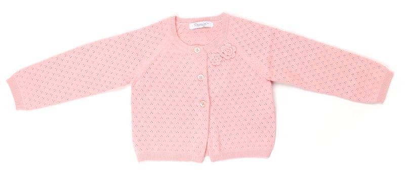 Primigi dívčí svetr 74 růžová