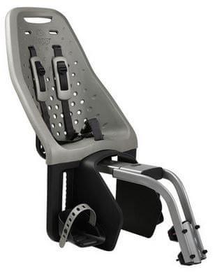 Thule otroški kolesarski sedež Yepp Maxi Seat Post, srebrn