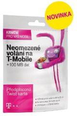 T-Mobile Twist V síti 200 Kč kredit