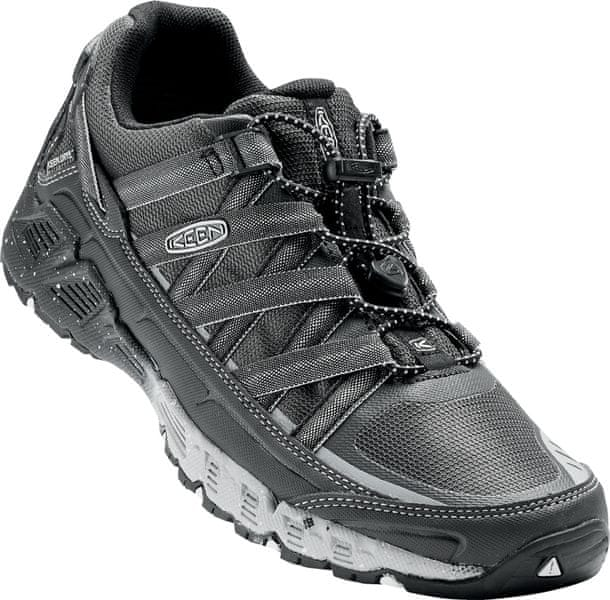 KEEN Versatrail Wp Men Raven/White US 10,5 (44 EU)