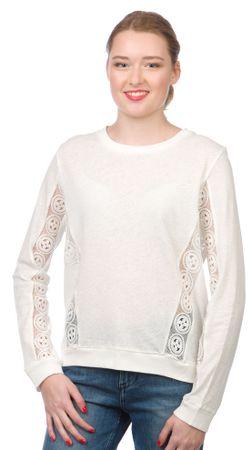Pepe Jeans T-shirt damski Diana S kremowy