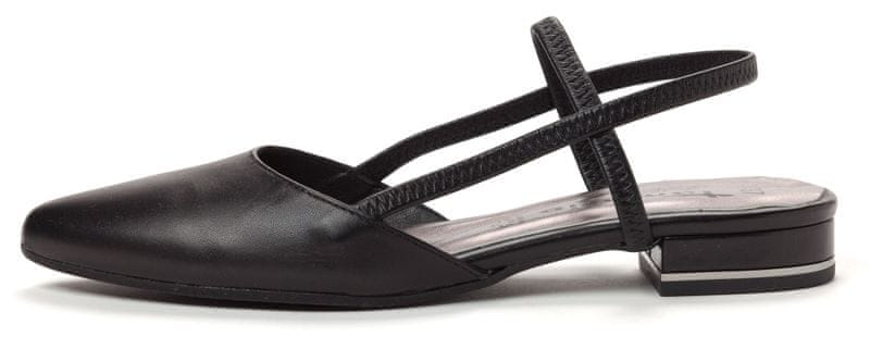 Tamaris dámské sandály 39 černá