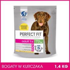 Perfect fit such karma dla psa Adult z Kurczakiem M/L 4 x 1,4kg