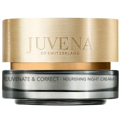 Juvena Noční krém pro normální a suchou pleť (Rejuvenate & Correct Nourishing Night Cream) 50 ml