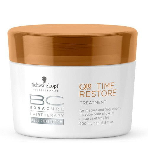 Schwarzkopf Prof. Obnovující kúra s koenzymem Q10 Time Restore (Treatment) 200 ml