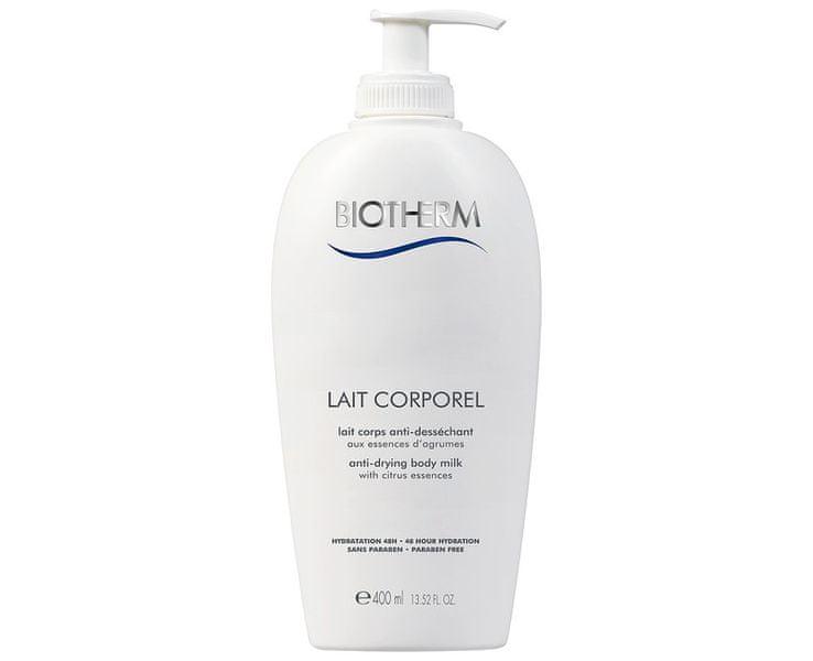 Biotherm Tělové mléko s citrusovými extrakty proti únavě Lait Corporel (Anti-Drying Body Milk) (Objem 400 ml)
