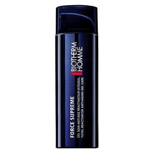 Biotherm Omlazující gel pro muže Force Supreme Gel (Total Reactivator Anti-Aging Gel Care) (Objem 50 ml)