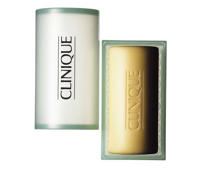Clinique Čisticí mýdlo na obličej pro smíšenou až mastnou pleť (Facial Soap With Dish Oily Skin Formula) 100
