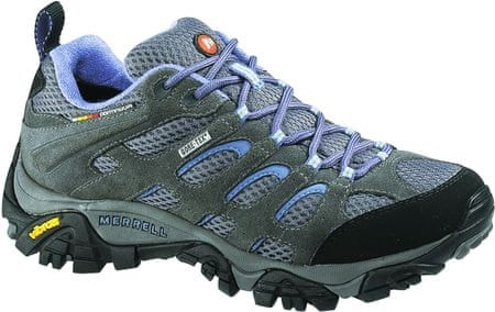 Merrell buty Moab Gore-Tex grey/periwinkle 37,5