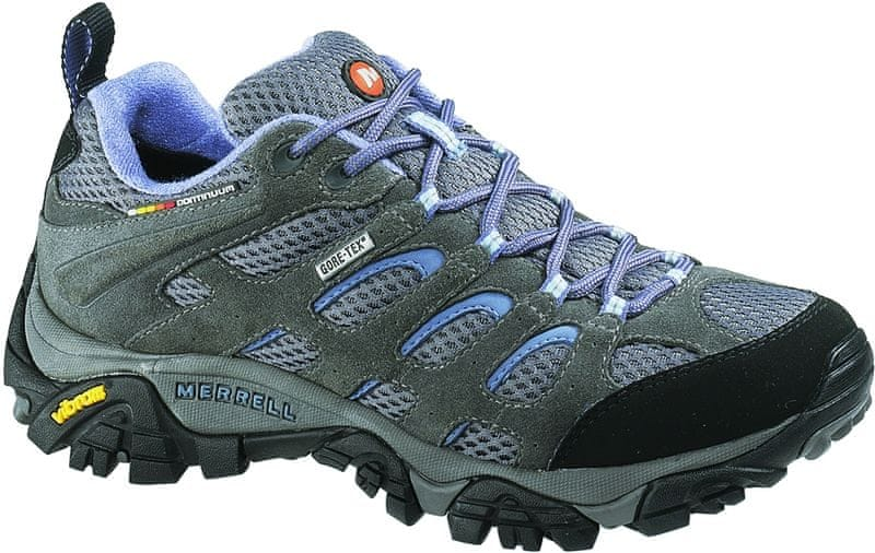 Merrell Moab Gore-Tex grey/periwinkle 37,5