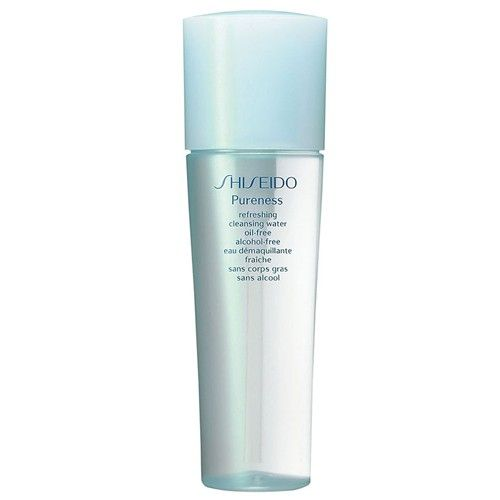 Shiseido Osvěžující čisticí voda Pureness (Refreshing Cleansing Water Oil-Free Alcohol-Free) 150 ml