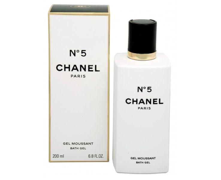 Chanel No. 5 - sprchový gel 200 ml