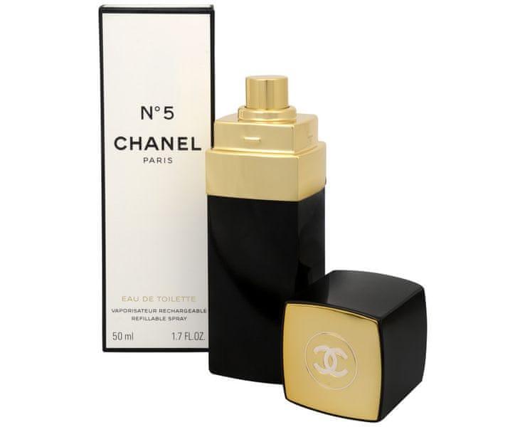 Chanel No. 5 - EDT (plnitelná) 50 ml