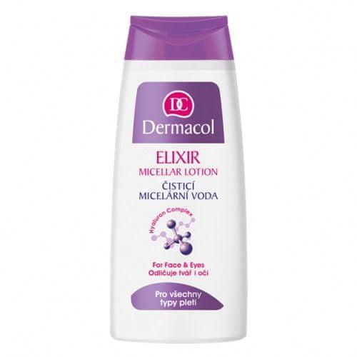 Dermacol Čisticí micelární voda (Elixir micellar lotion) 200 ml