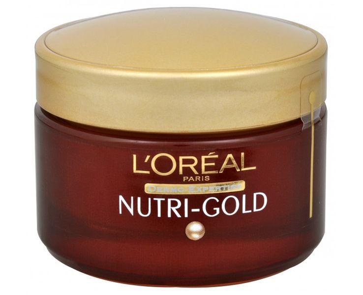 L'Oréal Extra výživný noční krém Nutri-Gold 50 ml