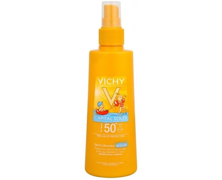 Vichy Ochranný sprej pro děti SPF 50+ Capital Soleil 200 ml