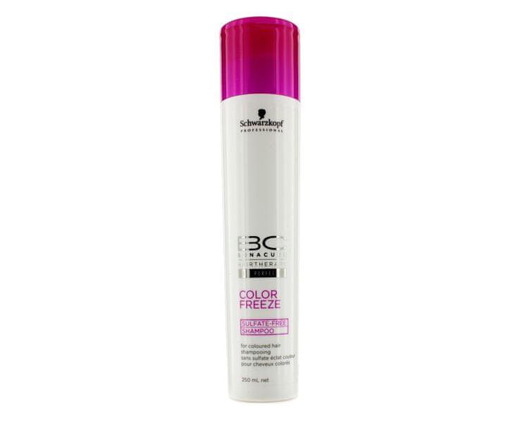 Schwarzkopf Prof. Bezsulfátový šampon pro zachování barvy Color Freeze (Sulfate Free-Shampoo) (Objem 1000 ml)
