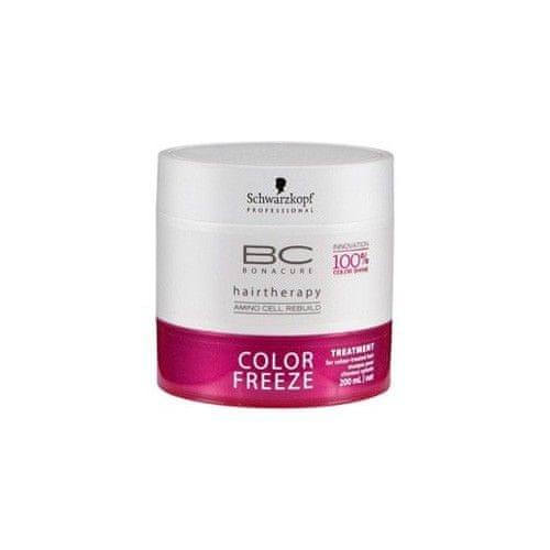 Schwarzkopf Prof. Kúra pro zachování barvy BC Color Freeze (Color Treatment) 200 ml