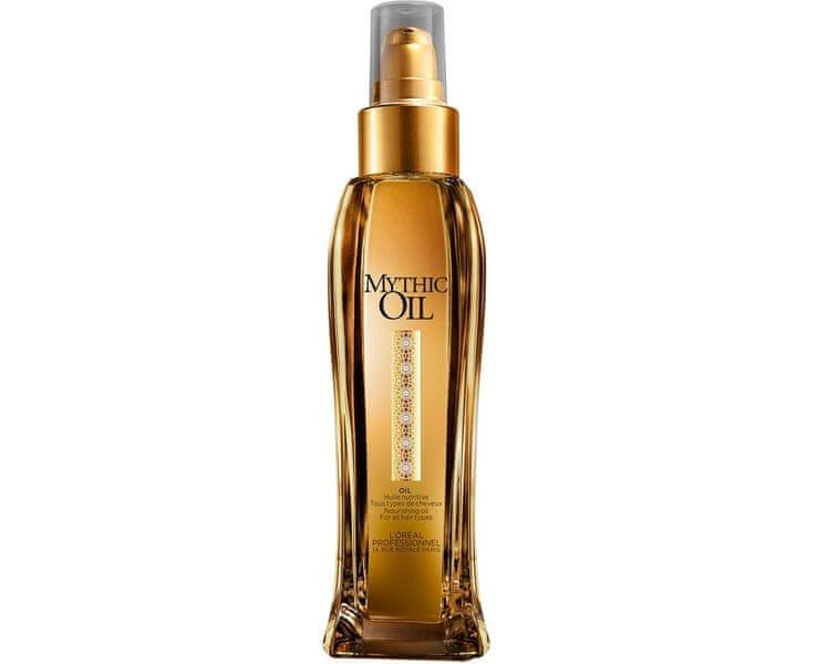 Loreal Professionnel Vyživující olej pro všechny typy vlasů Mythic Oil (Nourishing Oil) (Objem 100 ml)