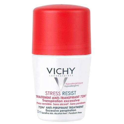 Vichy Antiperspirant roll-on proti nadměrnému pocení (Stress Resist 72H) 50 ml