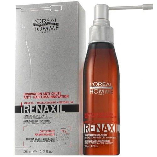 Loreal Professionnel Intenzivní kúra proti vypadávání vlasů v pokročilém stádiu Renaxil (Anti-Hair Loss Innovation Advanc