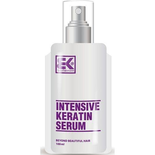 Brazil Keratin Intenzivní vlasové sérum (Intensive Keratin Serum) 100 ml