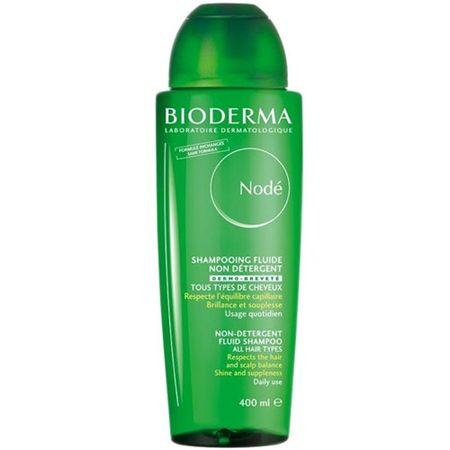 Bioderma Jemný šampón na každodenné použitie Nodé (Non-Detergent Fluid Shampoo) 400 ml