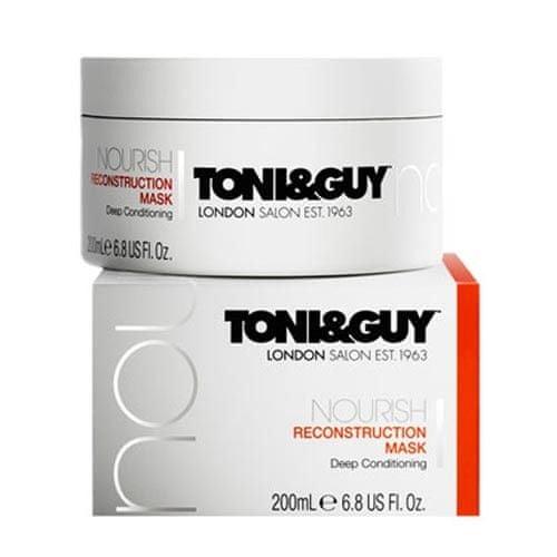Toni&Guy Obnovující maska na vlasy (Reconstruction Mask) 200 ml