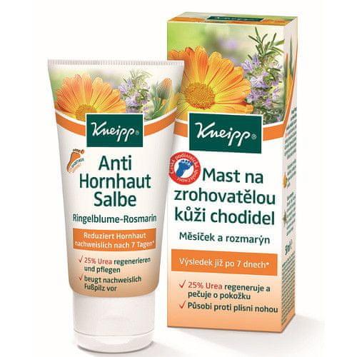 Kneipp Mast na zrohovatělou kůži chodidel 50 ml