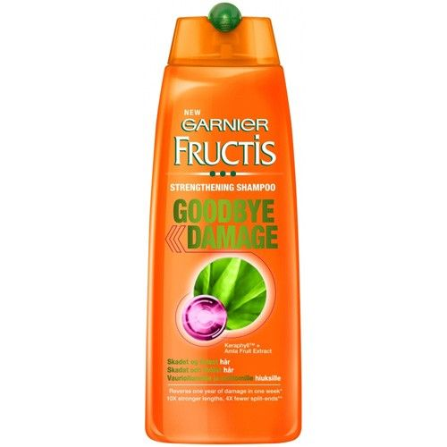Garnier Posilující šampon Fructis Goodbye Damage 400 ml