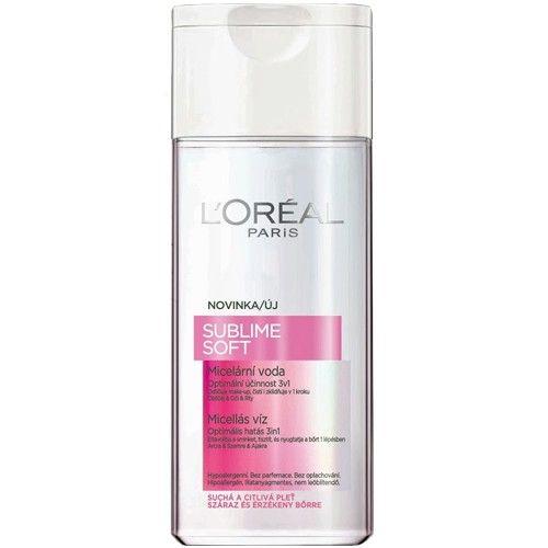 L'Oréal Micelární voda Sublime Soft 200 ml